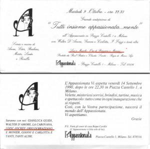 Appassionata (ex-Burlesque) Milano
