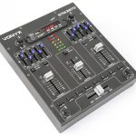 Skytec STM-2270 Mixer a 4 Canali Bluetooth USB SD MP3 FX